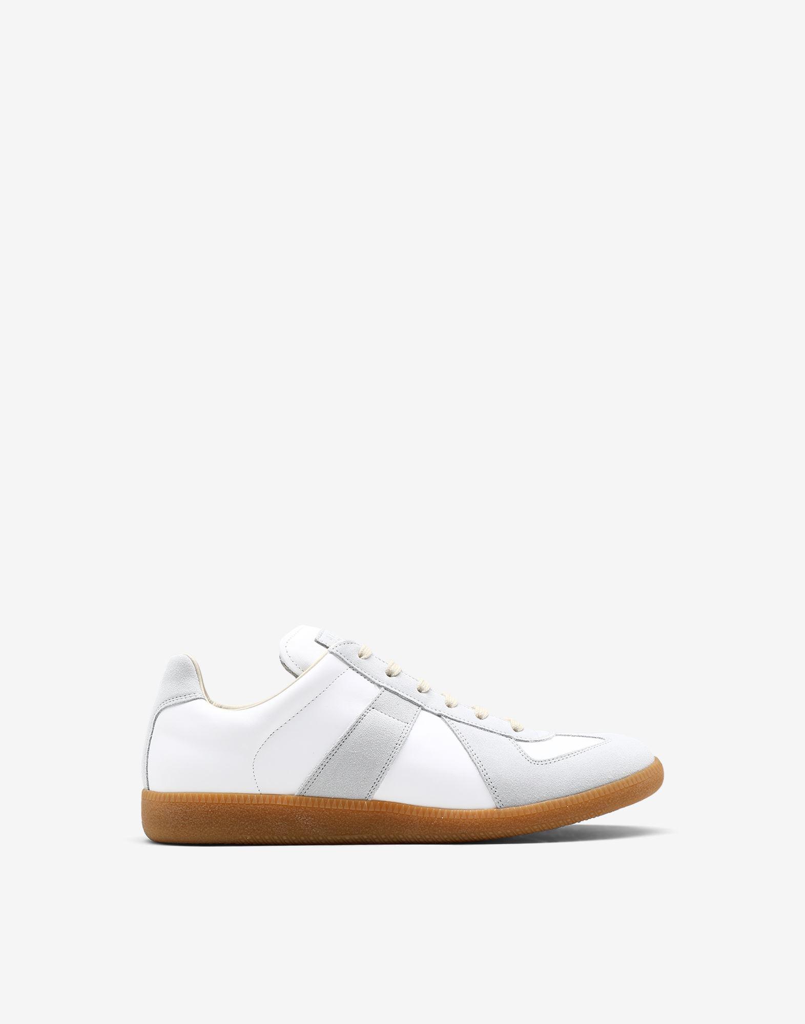 Maison Margiela Calfskin Replica Sneakers Men | Maison Margiela Store