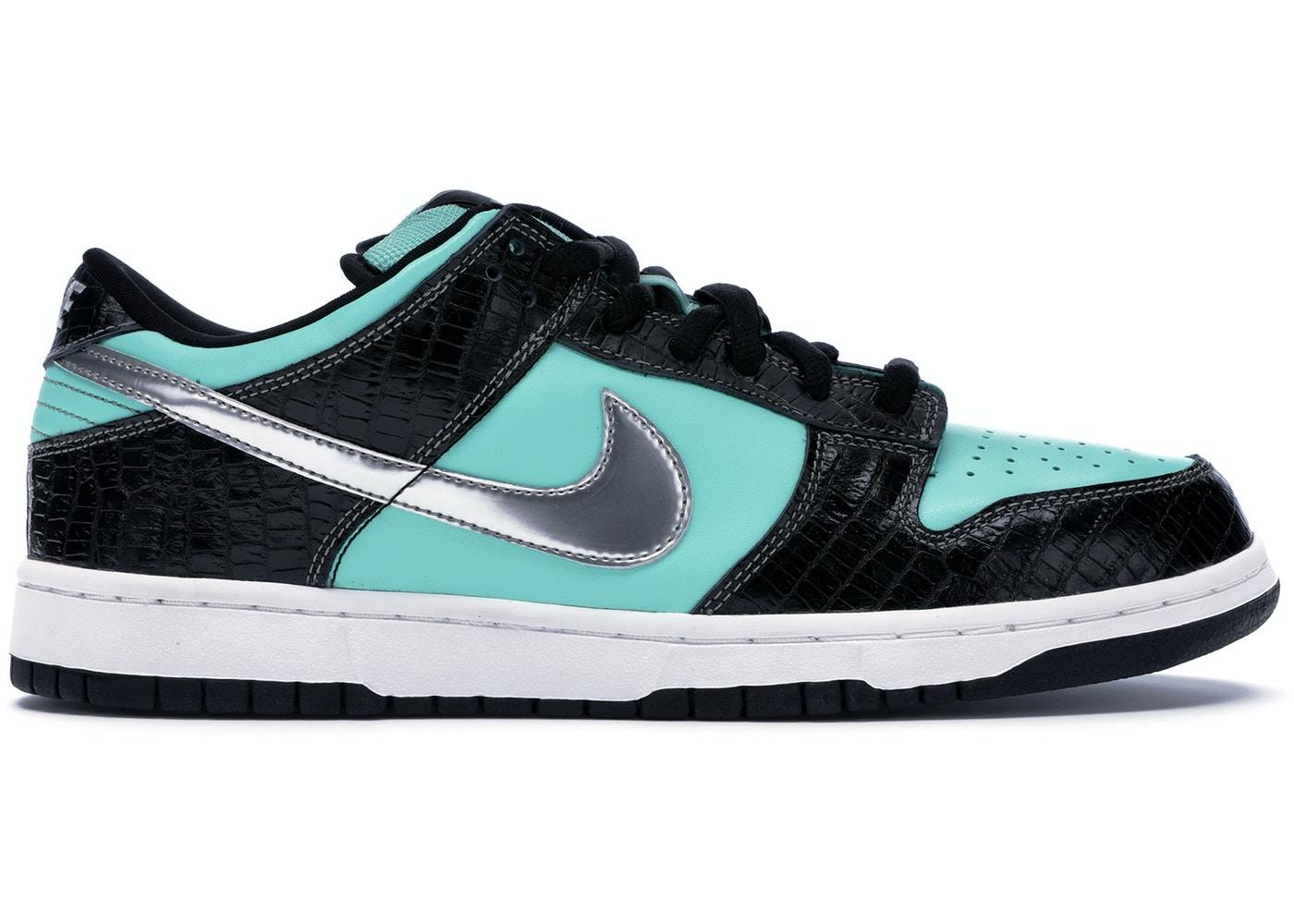 "Nike Dunk SB Low Diamond Supply Co. ""Tiffany"" - 304292-402"