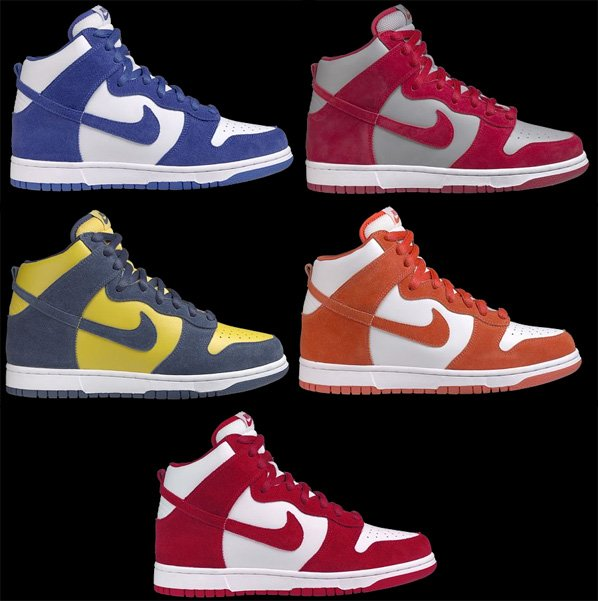 A Brief History of The 'Be True To Your School' Nike Dunk Series   Sole  Collector